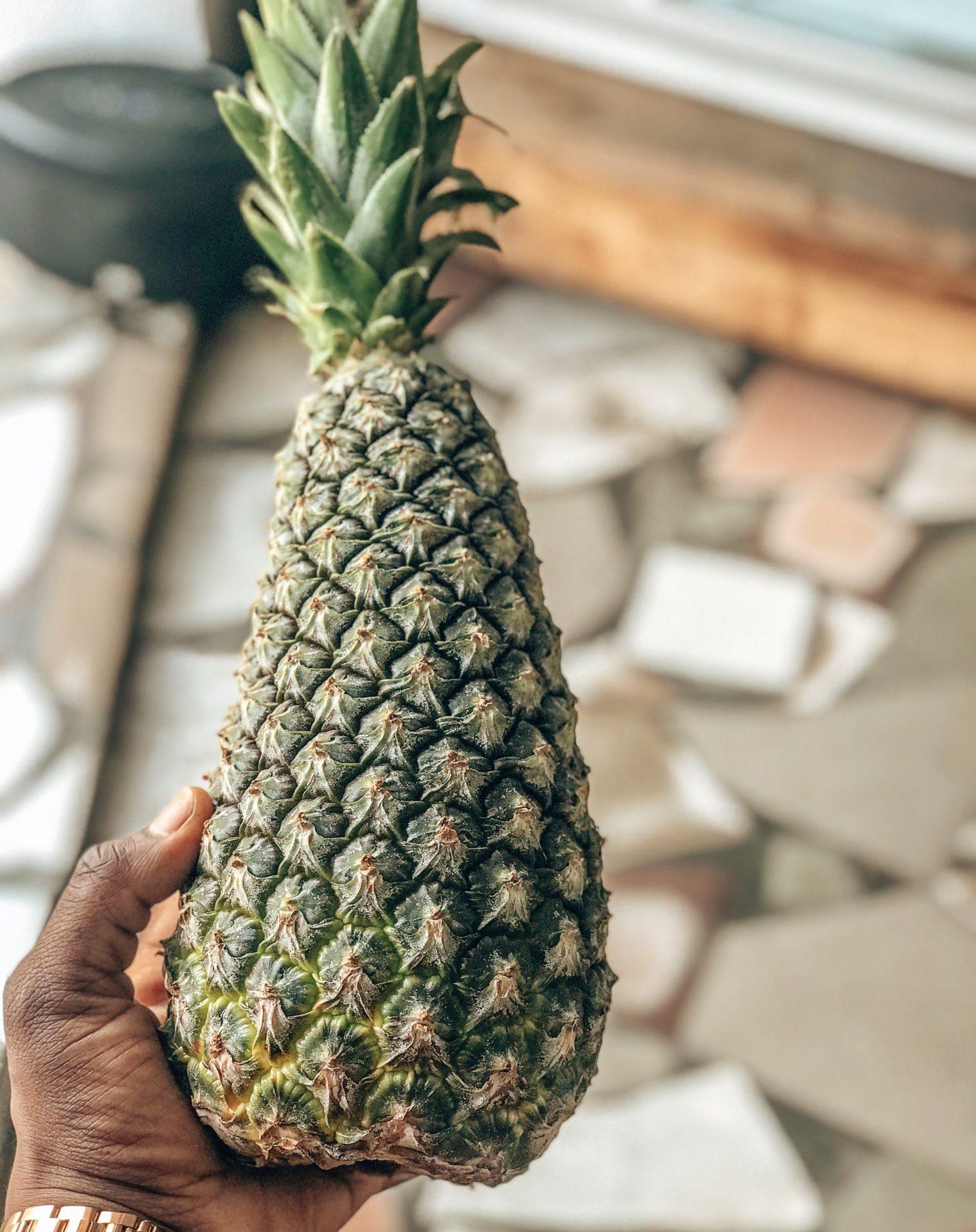 ananas du BÉNIN